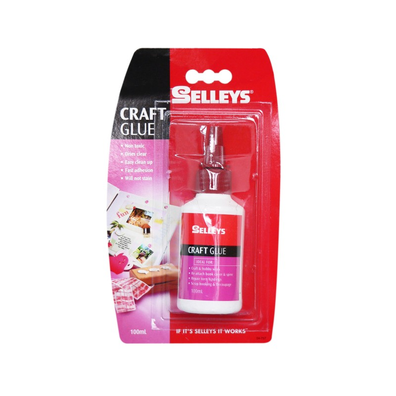 Selleys Craft Glue Household Adhesive