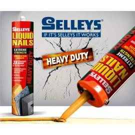 Selleys Liquid Nails Heavy Duty Construction Adhesive 350g
