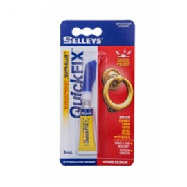 Selleys Supa Glue Shock Proof 3ml