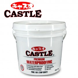 Castle PME - 101 Waterproofing (Top Coat) 4KG