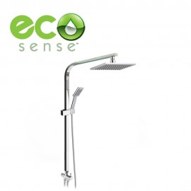 Ecosense ES0215KN Square Shape Rain Shower Complete Set