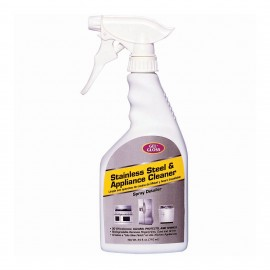 Gel Gloss AC-24 Stainless Steel & Appliance Cleaner Spray Detailer 25oz