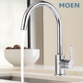 Moen 70211 Essence Chrome one-handle kitchen faucet