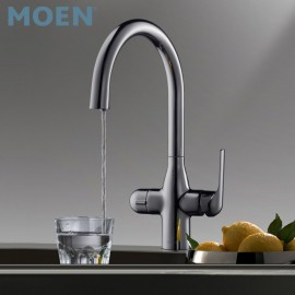 Moen 89112 Arbor 2-way Filtering Kitchen Faucet