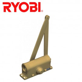 Ryobi 901C1 Surface Mounted Door Closer Bronze 45kg