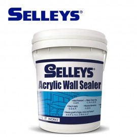 Selleys Basecoat Acrylic Wall Sealer 6.5L