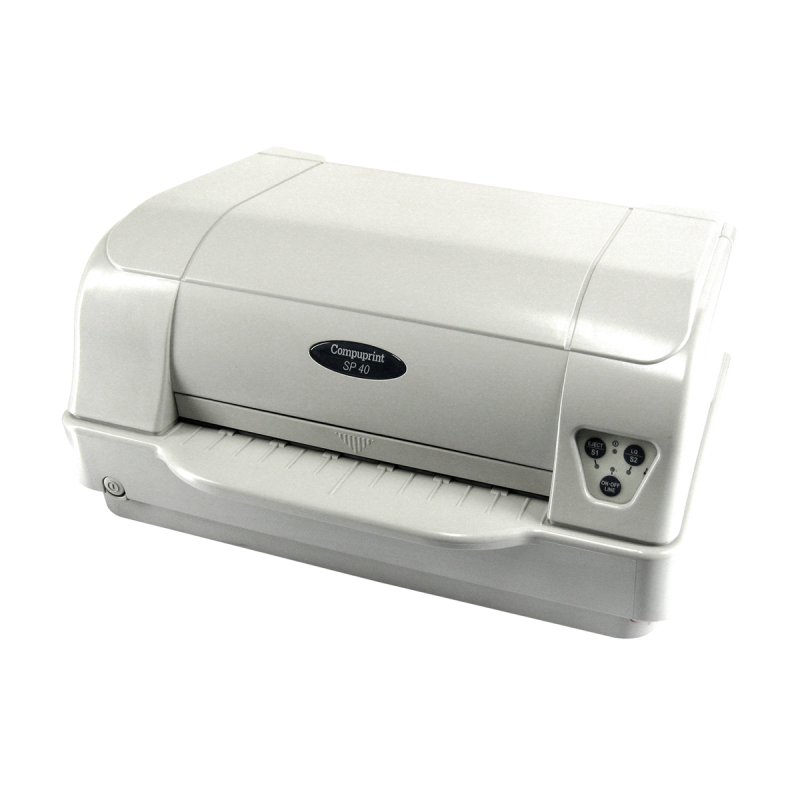 Compuprint SP-40 Passbook Printer