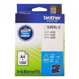 Brother LC-535 Cyan Ink Cartridge