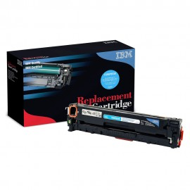 IBM Replacement Toner Cartridge for CP1215/CM1312 CYAN (CB541A)
