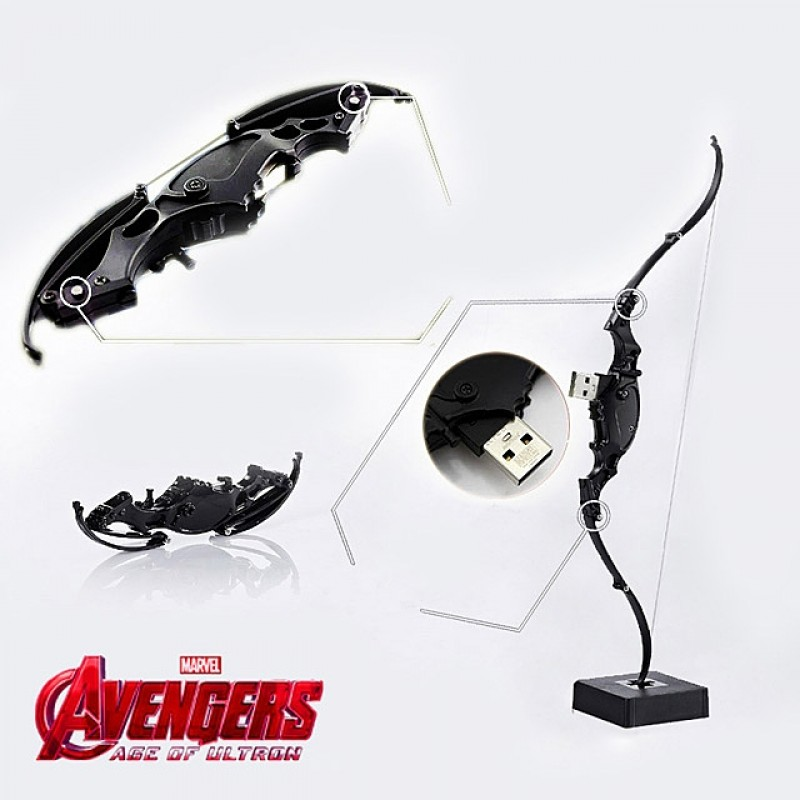 Infothink USB-100HE Avengers-HawkEye USB Flash Drive 16GB