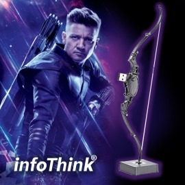 Infothink USB-100HE Avengers-HawkEye USB Flash Drive 32GB