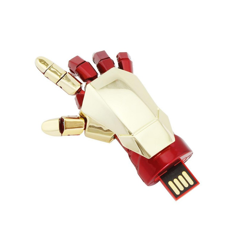 InfoThink Iron Man Left Hand USB Flash Drive 16GB