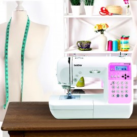 Brother INNOV-IS NV55P Touchpad-enabled Sewing Machine