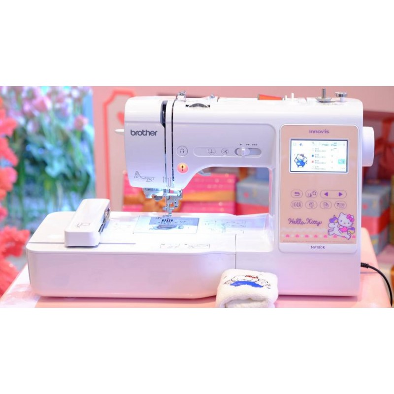 Brother NV180K 2-in-1 Sewing & Embroidery Machine