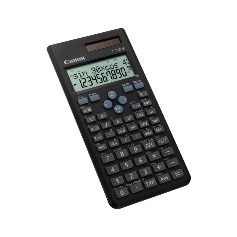 Canon F-718SGA Black Scientific Calculator
