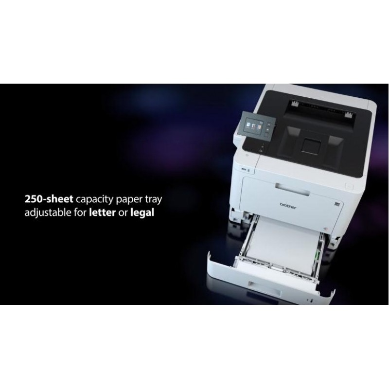 Brother HL-L8360CDW Business Color Laser Printer with Duplex Printing and Wireless Networking