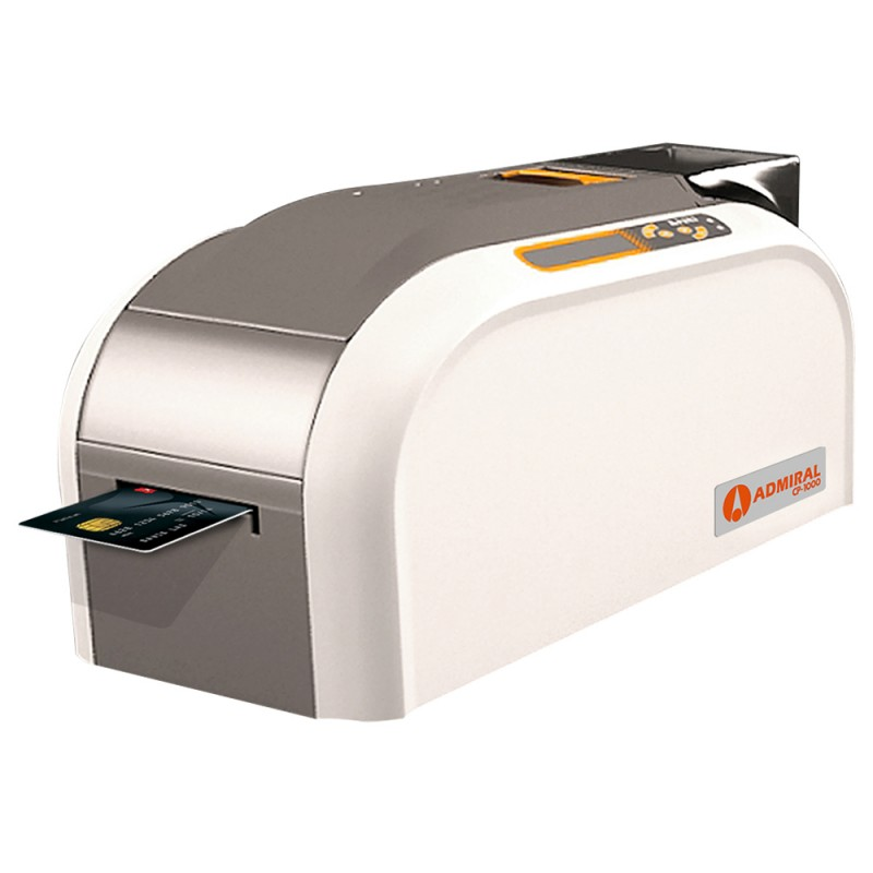 Admiral CP-1000 Single Sided Card Printer