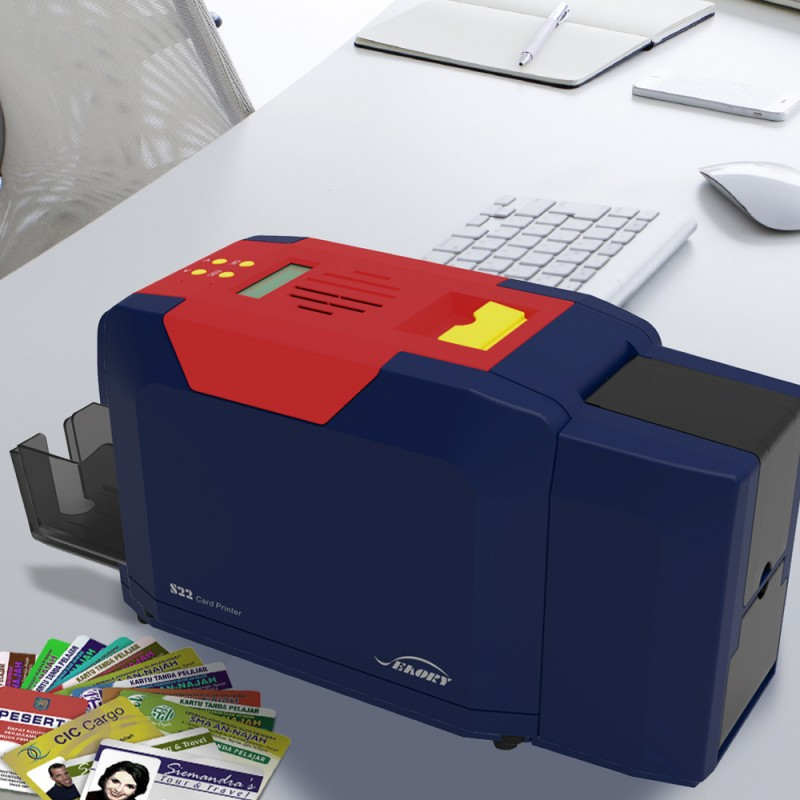 Seaory S22 Prime Dual Sided Card Printer