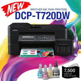 Brother DCP-T720DW Refill Tank Printer
